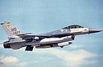 306th Tactical Fighter Squadron General Dynamics F-16A Block 15Q Fighting Falcon 83-0177.jpg