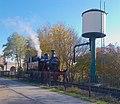 31I10I2018 British Railways Class 3F Jinty No 47406 Visits NVR B4.jpg