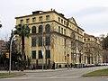 335 Grup escolar Ramon Llull, angle av. Diagonal - c. Marina.JPG
