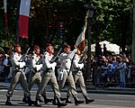 35th Parachute Artillery Regiment Bastille Day 2013 Paris t110819.jpg