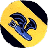 Emblem of the 392d Bombardment Squadron (World War II)