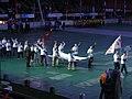 4-daagse Nijmegen 2011 Vlaggenparade 23, deelnemersparade.JPG