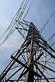 400 KV supergrid passes over Mollison Rise, Whiteley - geograph.org.uk - 454804.jpg