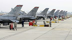 480th FS F-16Cs in Bulgaria 2010.jpg