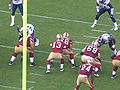 49ers on offense at St. Louis at SF 11-16-08 11.JPG