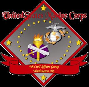 4th Civil Affairs Group - 4th CAG's legacy insignia through 2013