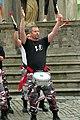5.9.15 Drummers inm Cesky Krumlov 06 (21223389161).jpg