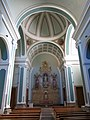 54 Església de Santa Maria (Vallbona de les Monges), nau i presbiteri.jpg