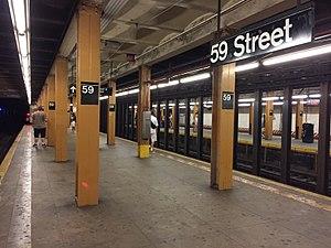 59th Street BMT Fourth Avenue Line