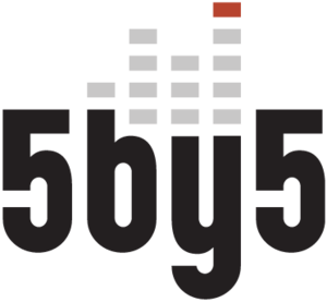 5by5 Studios logo.png