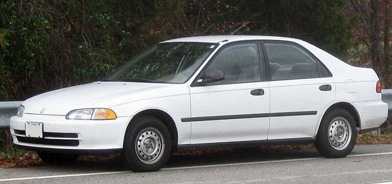 Japoński samochód roku 1980-2011
