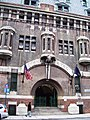 69th Regiment Armory entrance.jpg
