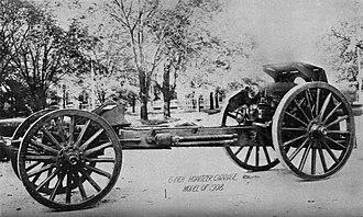 6-inch howitzer M1908 - Image: 6inch howitzer M1908 FAJ19110912