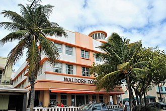 Albert Anis - Image: 7) Waldorf Towers (1937)