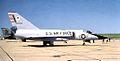 73d Air Division Air Defense Weapons Center Convair F-106A-130-CO Delta Dar 59-0119.jpg