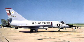 73d Air Division Air Defense Weapons Center Convair F-106A-130-CO Delta Dar 59-0119.jpg