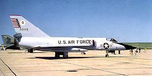 73d Air Division - 73d Air Division Convair F-106A Delta Dart