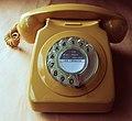 746 telephone in topaz yellow.JPG