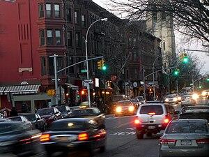 Park Slope - Seventh Avenue in Park Slope