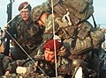 82d Airborne Division paratroopers wearing their maroon beret-1983.jpg