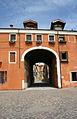 9081 - Venezia - Facciata palazzo della Marinarezza -1645- - Foto Giovanni Dall'Orto 10-Aug-2007.jpg
