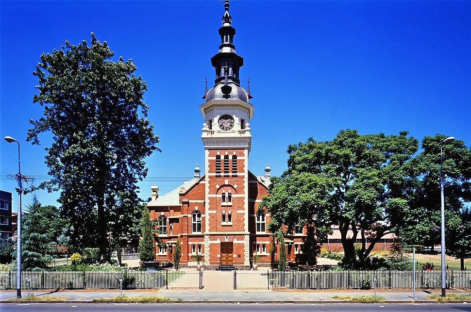 9 2 258 0115-Paul Kruger Reformed Church-Pretoria-s