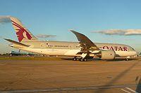A7-BCZ - B788 - Qatar Airways