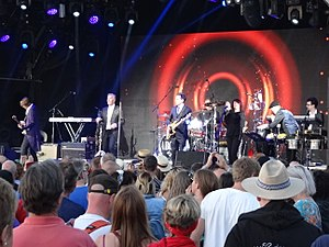 ABC (band) - ABC at Eroica Britannia 2017, Derbyshire