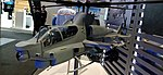 AH-1Z Helicopter - Front View at ADAS 2018.jpg