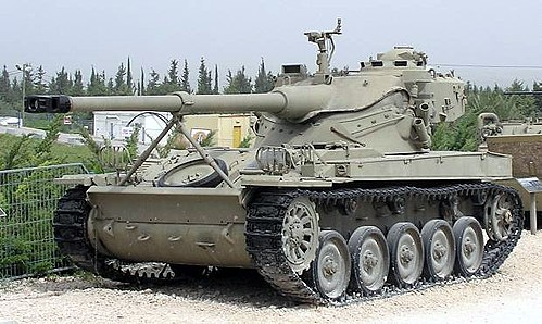 Israeli AMX-13 Light tank AMX-13-.jpg