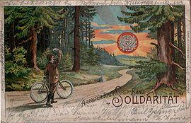 ARB - Postkarte 1906