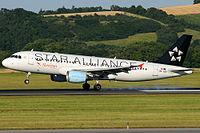 OE-LBX - A320 - Austrian Airlines