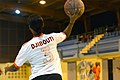 A Djiboutian player participates in a basketball game against a team made up of U.S. Service members with Combined Joint Task Force-Horn of Africa and Camp Lemonnier in Djibouti July 16, 2013 130713-N-IZ662-497.jpg