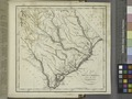 A map of South Carolina, from the best authorities. NYPL1567534.tiff