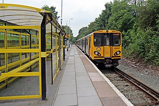 Kirkby railway station