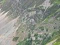 A shelf-like path above Rhaeadr-Fawr-Aber Falls - geograph.org.uk - 910952.jpg