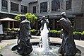 A statue respresenting fortune, prosperity and longevity (36305081851).jpg