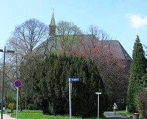 Rothe Erde - St. Barbara - Rothe Erde