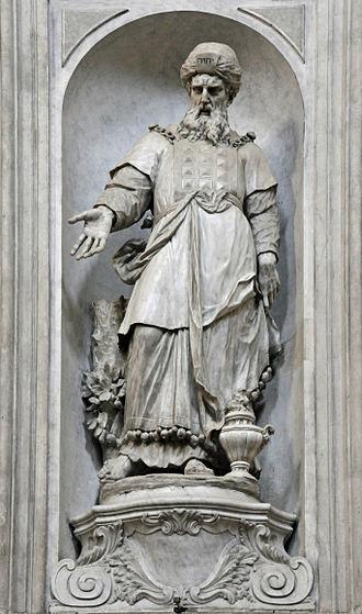 Giovanni Maria Morlaiter - Image: Aaron by Giovanni Maria Morlaiter