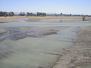 Abe River - Abe River at Shizuoka