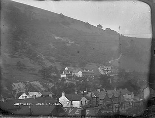 Abertillery, Areal Mountain