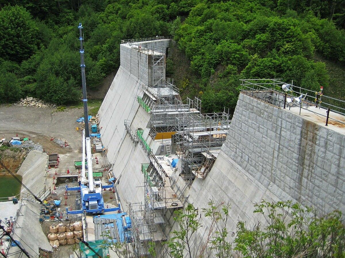 Achibake Dam Wikipedia
