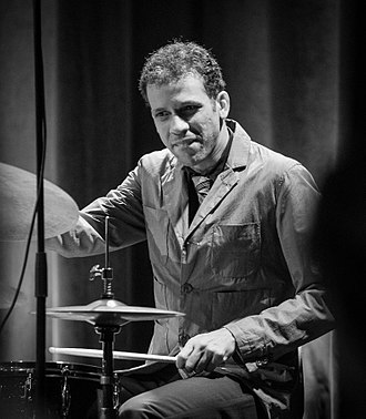 Adam Cruz - Cruz at the 2017 Oslo Jazz Festival
