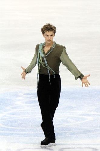"Adam Rippon - Rippon performs his short program to ""Jonathan Livingston Seagull"" at the 2010 World Figure Skating Championships."