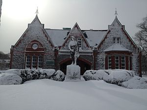 Adams Academy - Adams Academy, Blizzard Nemo 2013