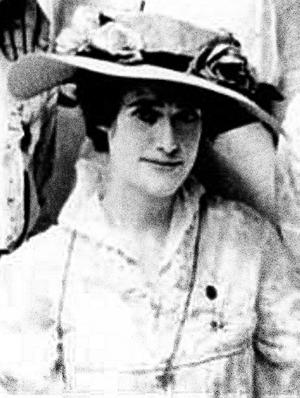 Adele Goodman Clark - Clark in 1916