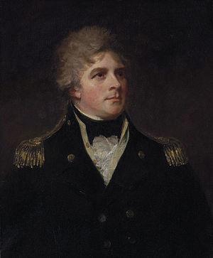 Sir John Orde, 1st Baronet - Image: Admiral Sir John Orde by George Romney