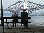 File:Admiring The Forth Rail Bridge - geograph.org.uk - 1288575.jpg