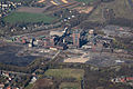 Aerial coal mine Heinrich-Robert Hamm Germany.jpg