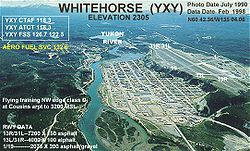 Aerial view of Whitehorse, Yukon, July 1990.jpg
